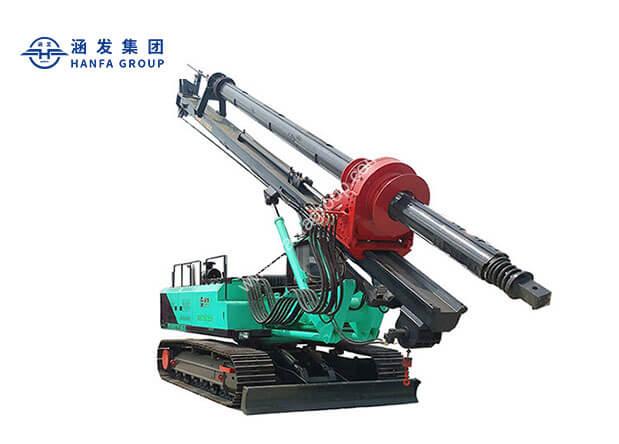 HF320 Rotary Drilling Rig/Piling rig