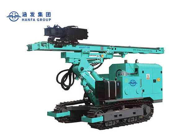 HFPV-1B Photovoltaic Solar Pile Drilling Rig